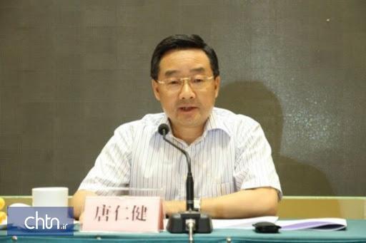 پیغام همدردی استاندار گانسوی چین با مردم قم