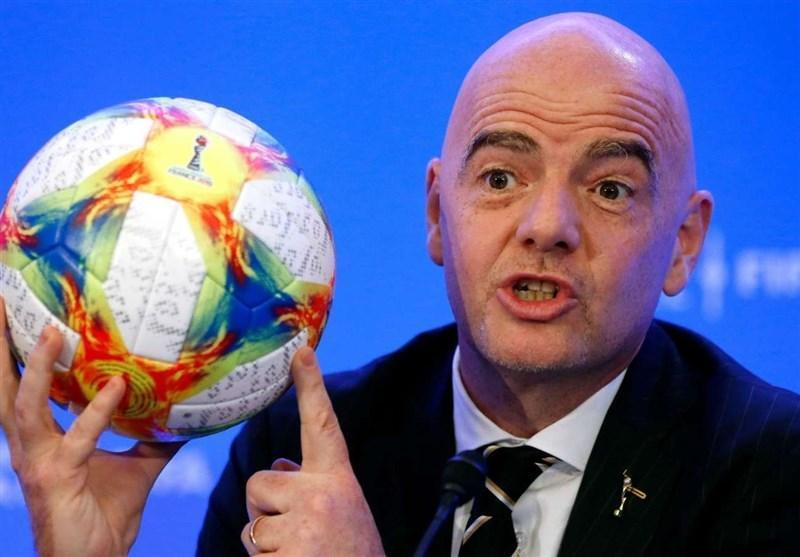 اینفانتینو: فوتبال پس از بازگشت به شرایط عادی متفاوت خواهد بود