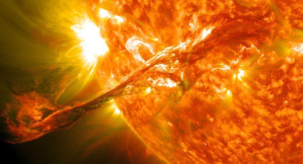 باد های خورشیدی خطرناک تر از همیشه در کمین زمین هستند