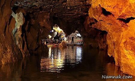 سفری به غارهای شگفت انگیز ایران
