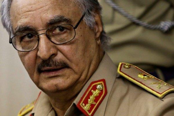 اصرار خلیفه حفتر بر ادامه نبرد در طرابلس، اعزام نظامیان جدید