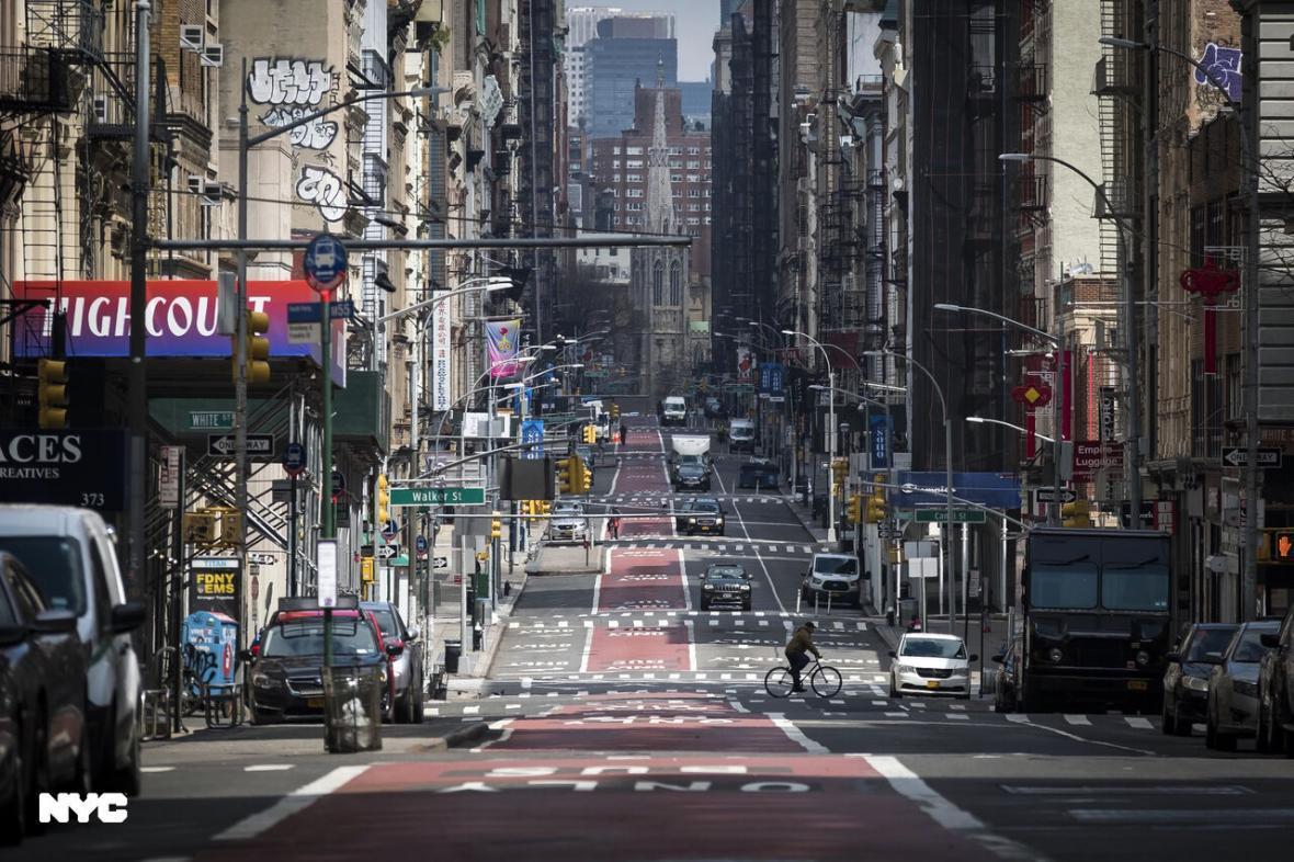 فرماندار نیویورک: کرونا از اروپا به آمریکا آمده، نه از چین