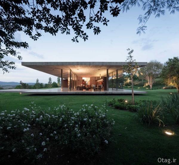 طراحی داخلی مدرن ، نمونه ایی از تکامل مدرنیسم در معماری داخلی