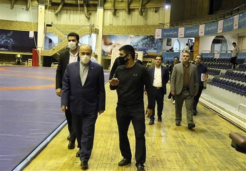 خانه کشتی شهیدصدرزاده هم بازسازی می گردد؟