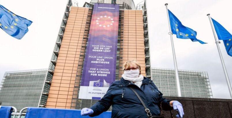 خبرنگاران گام بلند اروپایی ها برای بازگشت به زندگی عادی
