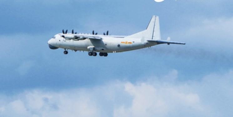 چین در تقابل با آمریکا، هواپیماهای هشدار سریع و ضد زیردریایی مستقر نموده است