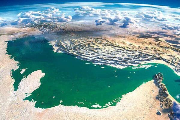 خلیج فارس مواج می شود