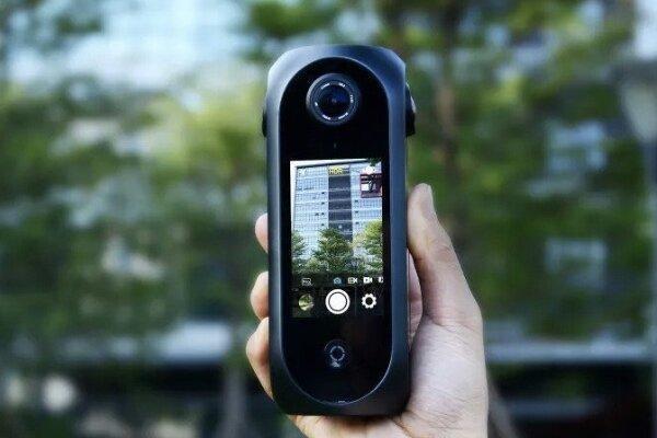 دستگاه کوچک برای ثبت ویدئوی 8K ساخته شد