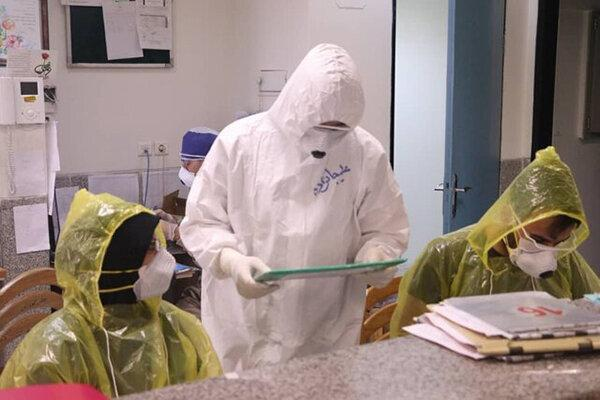ابتلا 412 نفر از کارکنان بیمارستان های استان بوشهر به کرونا