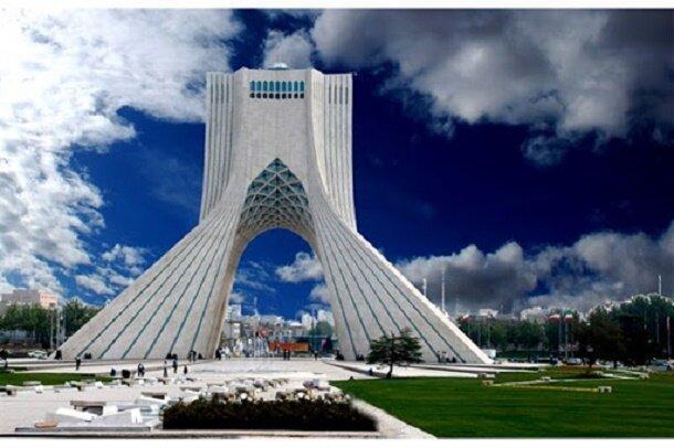 هوای تهران با شاخص 75 سالم است