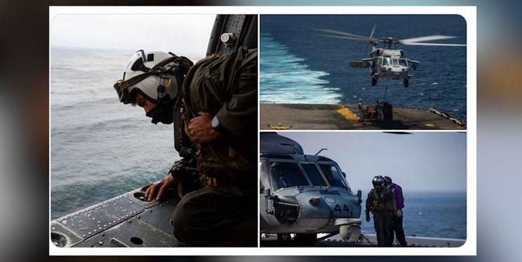 سرانجام جستجو برای نجات تفنگداران دریایی آمریکا، پنتاگون: احتمالا مُردند