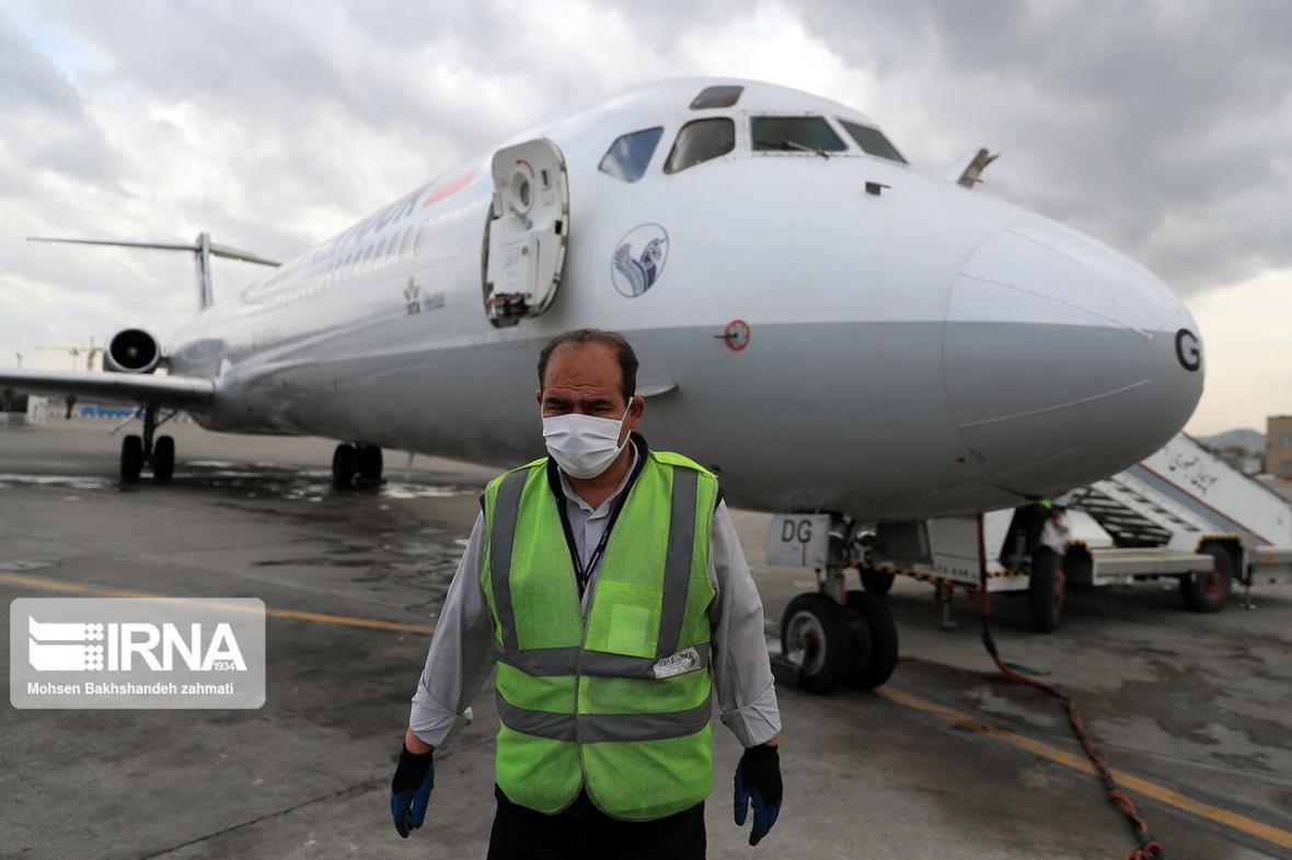 خبرنگاران کرونا، مسافران هوایی خراسان شمالی را 23 درصد کاهش داد