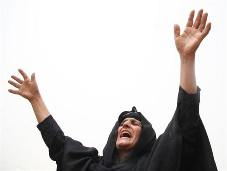 اعتراض زنان خوزستانی به ثبت ملی خون بس