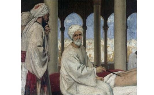 شمس الدین ایلاقی شاگرد ابن سینا در حکمت و طب