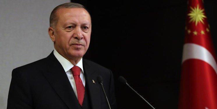 اردوغان: ترکیه بزرگترین میدان گازی را در دریای سیاه کشف نموده است