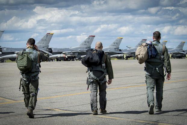 استفاده از سگ رباتیک در نیروی هوایی آمریکا، عکس