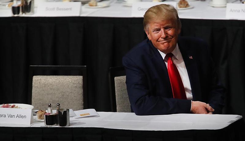 کما رفتن ترامپ شایعه است یا واقعیت؟
