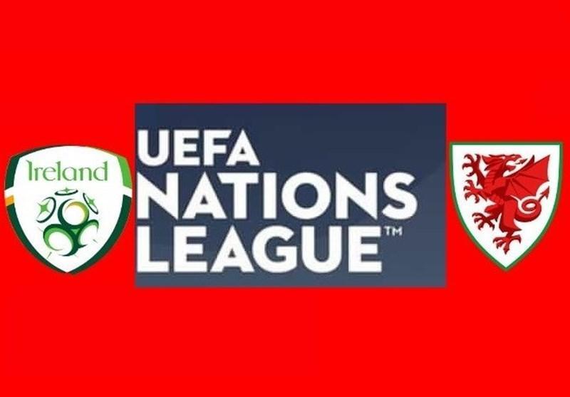 لیگ ملت های اروپا، توقف ولز در خانه ایرلند