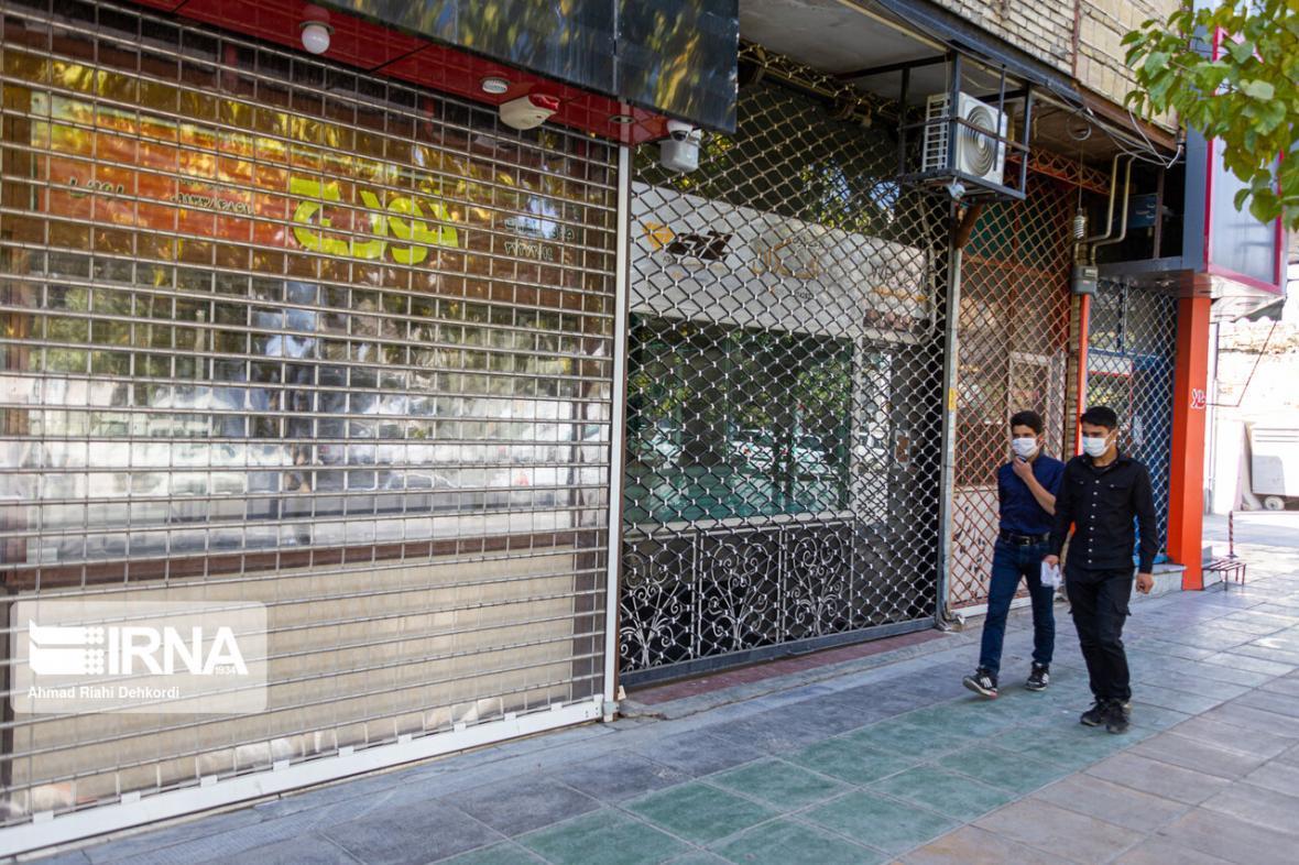 خبرنگاران محدودیت مشاغل گروه 2 در شهرستان های شهرکرد و بروجن لغو شد