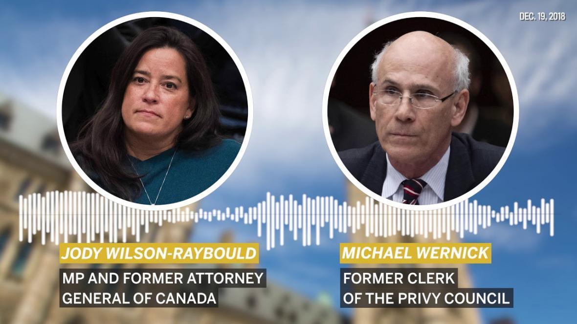 وزیر سابق دادگستری مکالمه ضبط شده خود با مایکل ورنیک را منتشر کرد