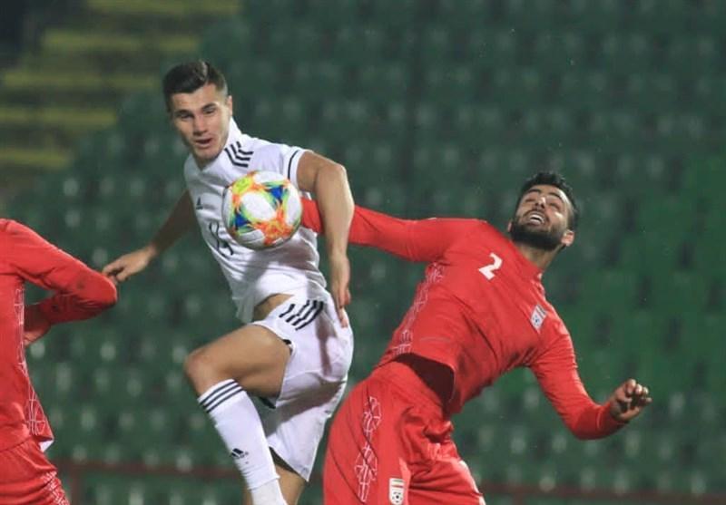 تساوی یک نیمه ای ایران مقابل بوسنی، احسان حاج صفی رُند شد