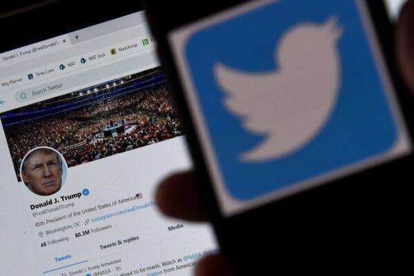 توئیتر حساب ریاست جمهوری آمریکا را به بایدن منتقل می نماید