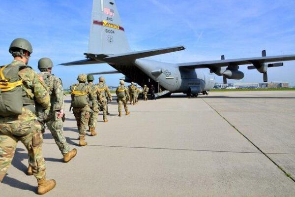 نیروهای آمریکایی در آلمان خواهند ماند