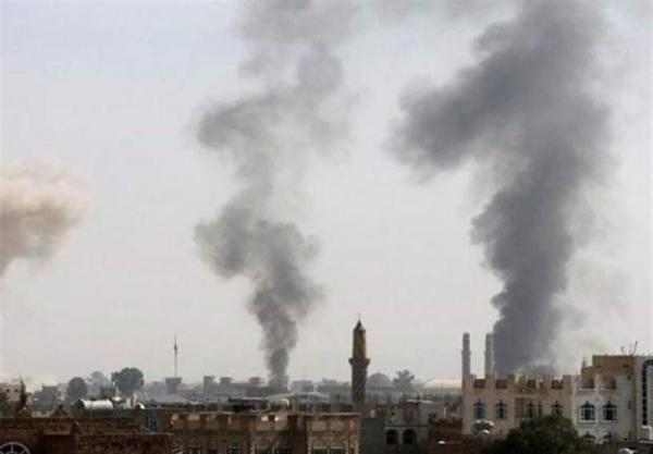 حمله هوایی ائتلاف سعودی-اماراتی به مناطق مسکونی یمن