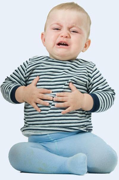 نشانه های درد نوزادان و بچه ها بزرگتر چیست؟