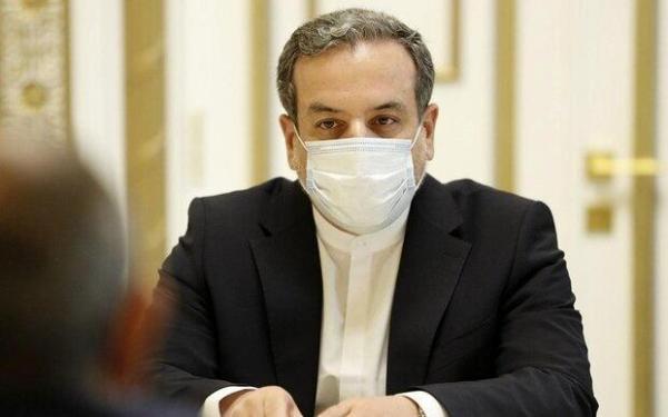 عراقچی: آمریکا تحریم ها را لغو کند، غنی سازی 20 درصدی را متوقف می کنیم