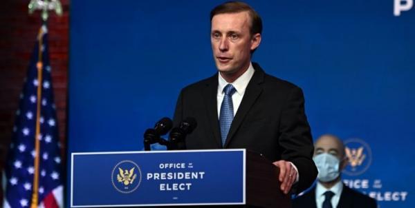 مخالفت گزینه مشاور امنیت ملی بایدن با تروریستی اعلام کردن انصارالله