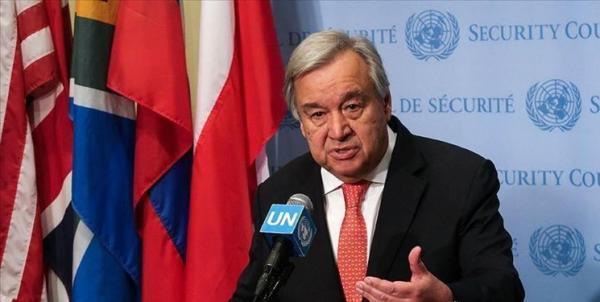 گوترش: ایران بیش از 16 میلیون دلار به سازمان ملل بدهکار است