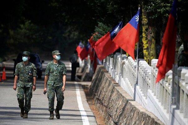 تایوان: جنگنده های چین حریم هوایی ما را نقض کردند!