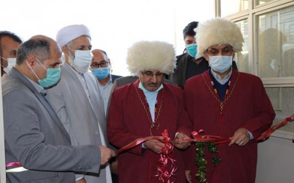 کلنگ زنی و افتتاح 2 مدرسه خیرساز گلستان