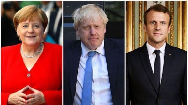پیشنهاد سه کشور اروپایی به ایران