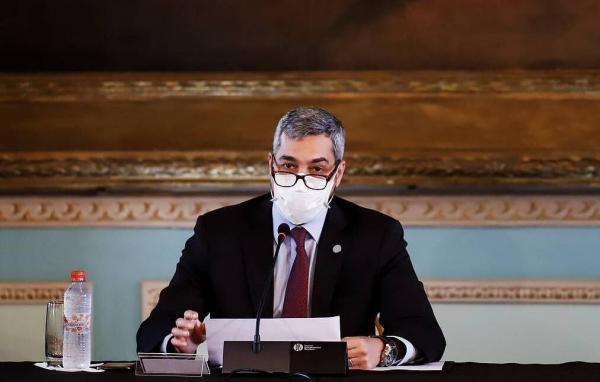 رئیس جمهوری پاراگوئه خواهان استعفای کابینه شد