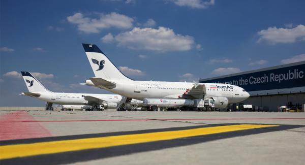 بخشنامه های پروازهای خارجی ایران ایر