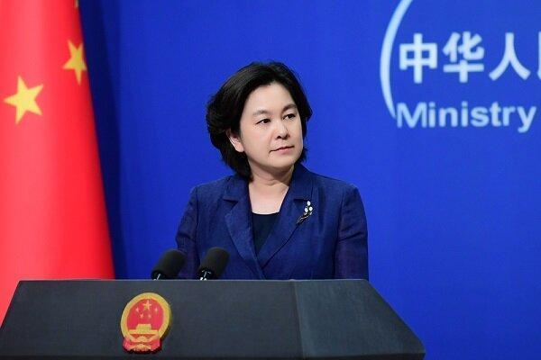 پکن دنبال اهداف خودخواهانه و کسب حوزه نفوذ در خاورمیانه نیست