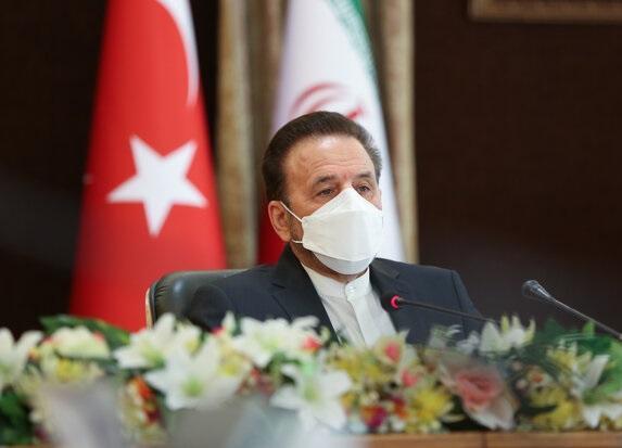 هدف گذاری سالانه 30 میلیارد دلاری مبادلات تجاری ایران و ترکیه