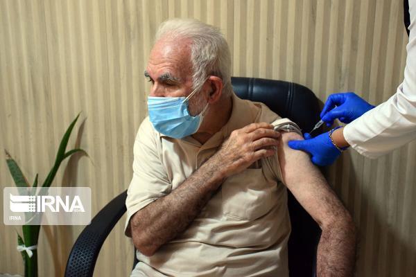 خبرنگاران واکسیناسیون کرونای افراد بالای 80 سال در قم فردا انتها می یابد