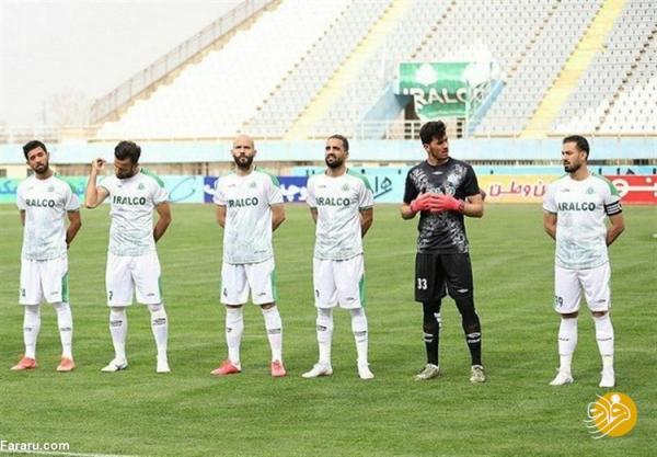 کرونایی های تیم لیگ فزونی بهبود نیافته اند