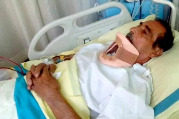 پیشکسوت فوتبال ایران از بیمارستان مرخص شد