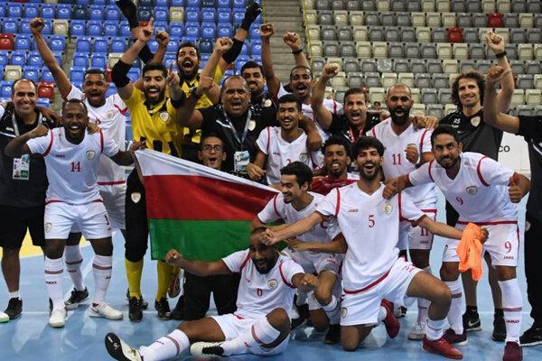 تیم ملی فوتسال عمان به تورنمنت ایران دعوت شد