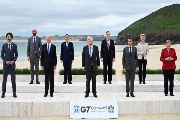 گروه 7 از احیای برجام حمایت کرد، دیدگاه سران درباره چین و روسیه
