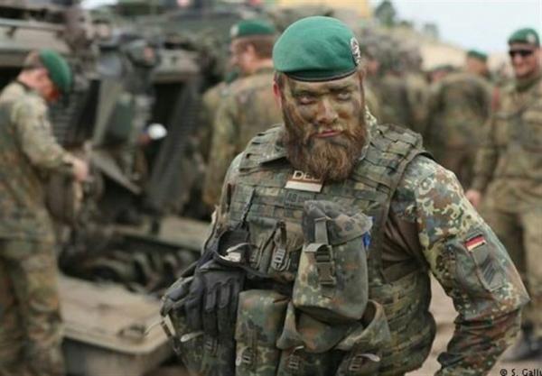 نابودی اسناد محرمانه توسط نظامیان آلمانی پیش از خروج از افغانستان