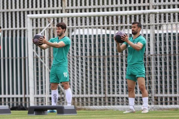انصاریفرد: هیچ تیمی دوست نداشت با ایران همگروه شود