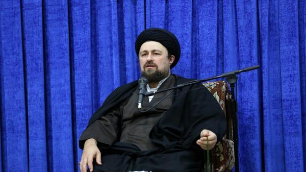 سید حسن خمینی: جریان متحجر دزدانه بر سر سفره پیروزی نشست