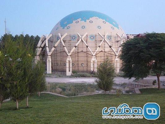 مجتمع اخترشناسی و افلاک نمای خیام یکی از بزرگترین طرح های علمی ایران است