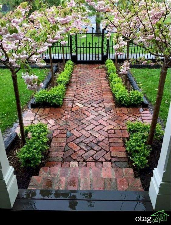 طراحی داخلی ویلاهای کوچک: طراحی حیاط ویلا به روش های گوناگون و بسیار شیک و زیبا