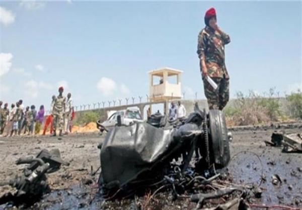 انفجار خودروی بمب گذاری شده در جنوب مرکز سومالی، الشباب مسئولیت انفجار را برعهده گرفت